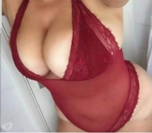 Lenya thick escorts in Kailua