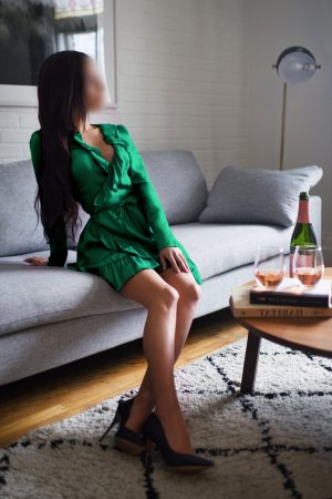 Chanaz tgirl escorts in Middle Valley, TN